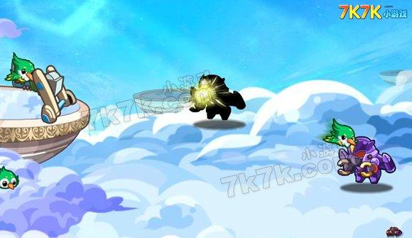 奥拉星新飞行动物长嘴信天翁