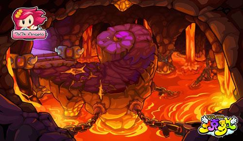 冒险岛2熔岩地图