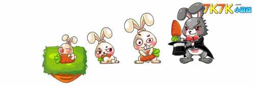 7k7k小游戏 奥比岛 动物园                  贪吃兔获得方法:动物园